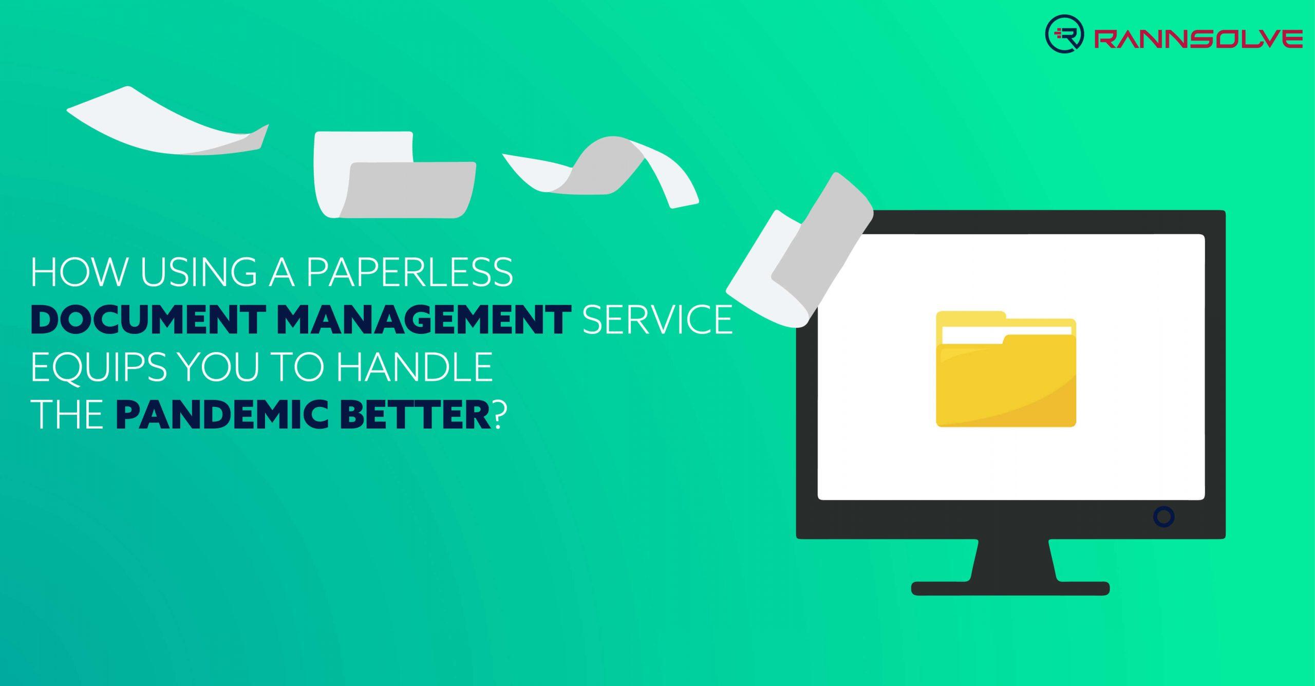 Paperless Document Management